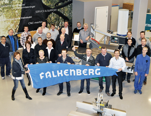 Falkenberg, Norway, celebrates its 125th anniversary