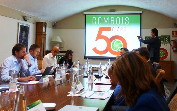 Meeting delegates AGM 2017, 50th anniversary
