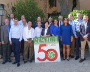 Delegates AGM 2017, 50th anniversary