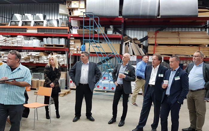 AGM 2018 Showroom CNC Automation